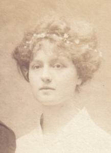 Audiat, Germaine Françoise Marie Gabrielle (sosa 5)