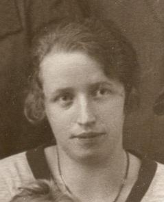 Levasseur, Solange Paule Lucienne (sosa 11)